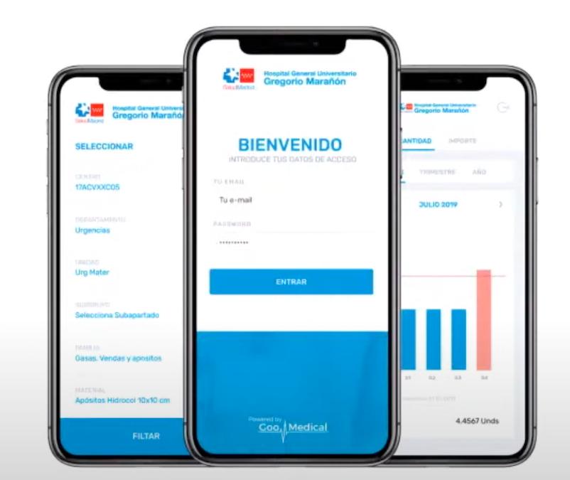 App para la gestion de recursos el hospital