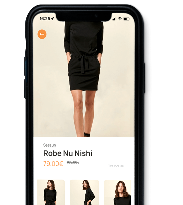 Vista tienda Goo Apps