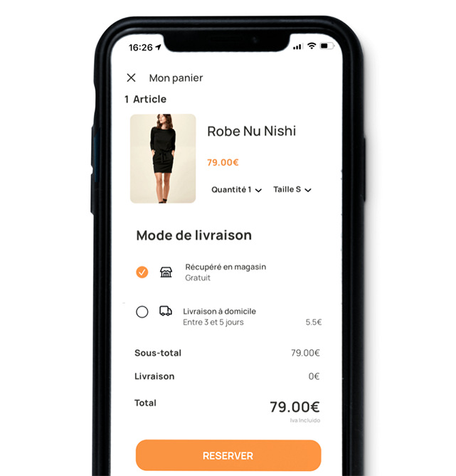 Trezam: app pasarela de pago